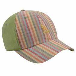 Kangol Kids Hemp Stripe Flexfit Baseball Cap-KM/KL-Multi-NWT