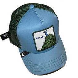 Goorin Bros Hey Mister Peacock Men's Trucker Hat 101-0468-BL