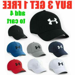 HOT Under Armour Strapback Golf Baseball Cap Embroidered Uni