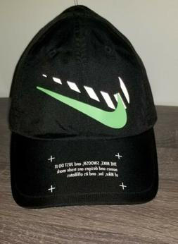 Nike Just Do It Adjustable Baseball Cap Hat Unisex Nwt