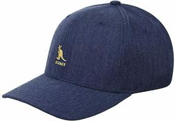 Kangol Flexfit Baseball Cap Hat Wool Acrylic Denim Color Siz