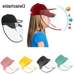 Kids Boys Girls Safety Full Face Shield Protection Cover Ant