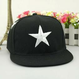 Kids Boys Toddler Baseball Cap Snapback Hat