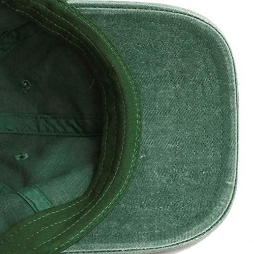 THE DEPOT Cotton Pigment Profile Cap Hat