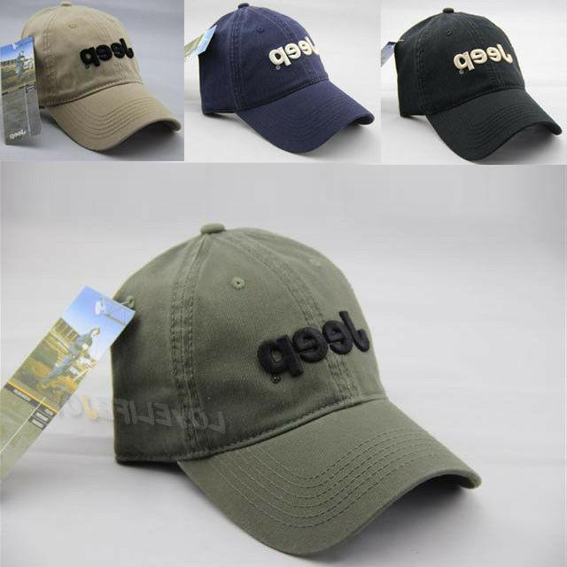 2018 Jeep Men Women Hat Cotton Baseball Cap Golf Hat Ball Ca