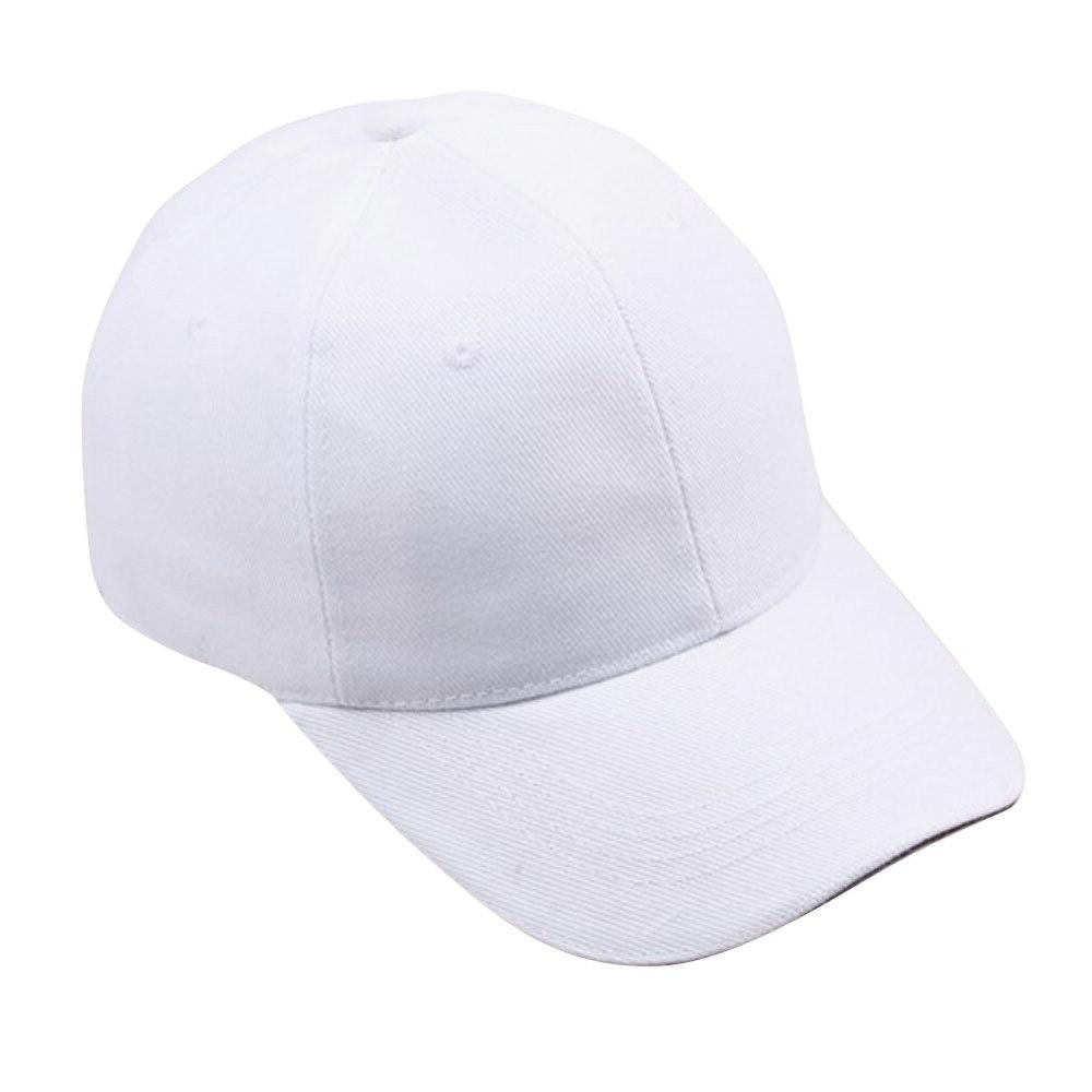 2019 Hot Unisex Fahsion <font><b>Baseball</b></font> Cap Men Women <font><b>Hat</b></font> Black Pink <font><b>White</b></font> Cap Outdoor Cap