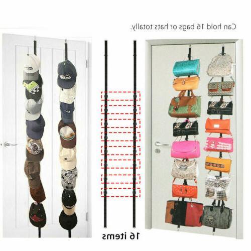 2pcs Hat Holder Storage Over Hanger Holders