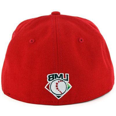 New Era Diablos Rojos Mexico Fitted Hat LMB