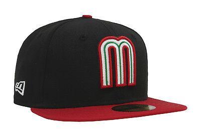 59fifty cap mexico world baseball classic wbc