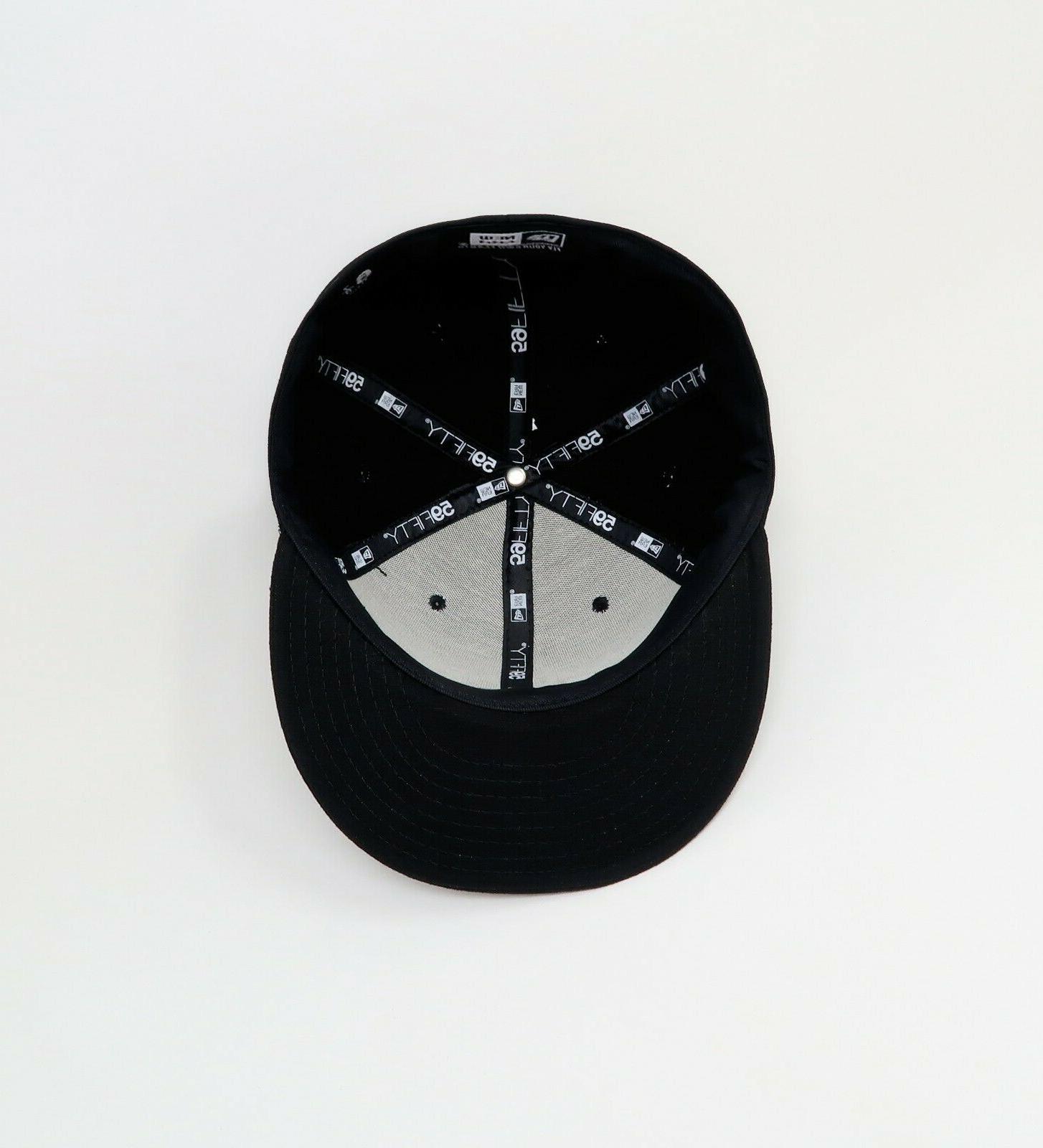 New De Hat Mexican League Black Cap