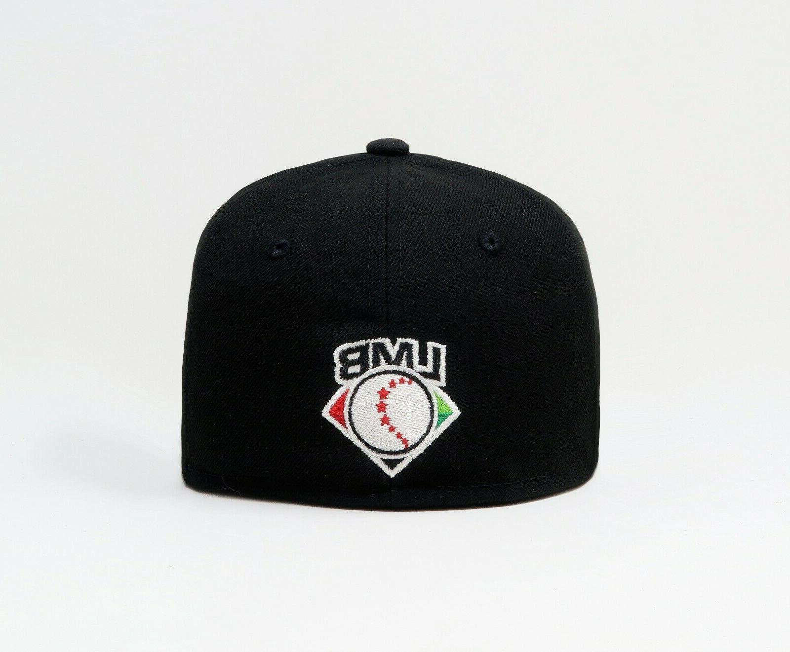 New Era 59Fifty Guerreros De Oaxaca Baseball Hat Cap