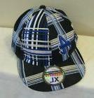 """A"" Black and blue City hunter ultimate headgear Baseball ca"