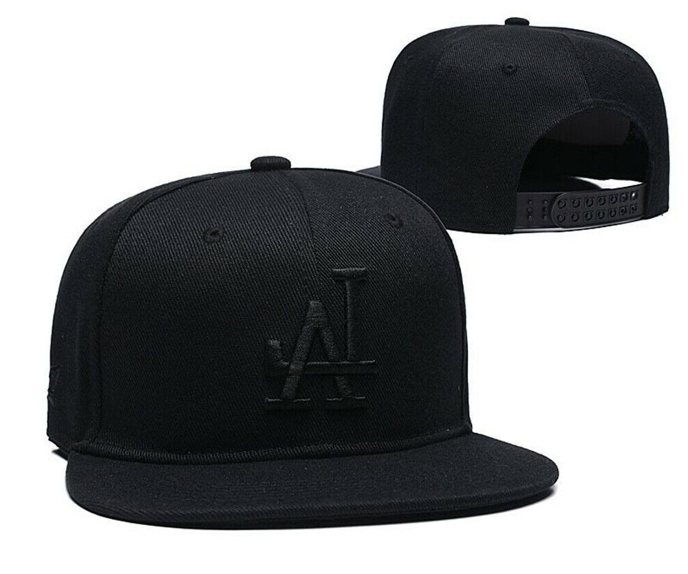 Adjustable Flat Snapback Visor Golf Hat