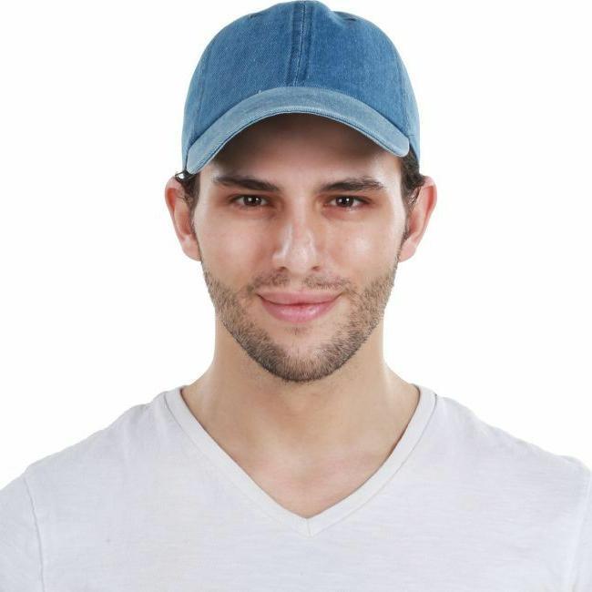 KBETHOS LOW SOLID BASEBALL Hats Colors New