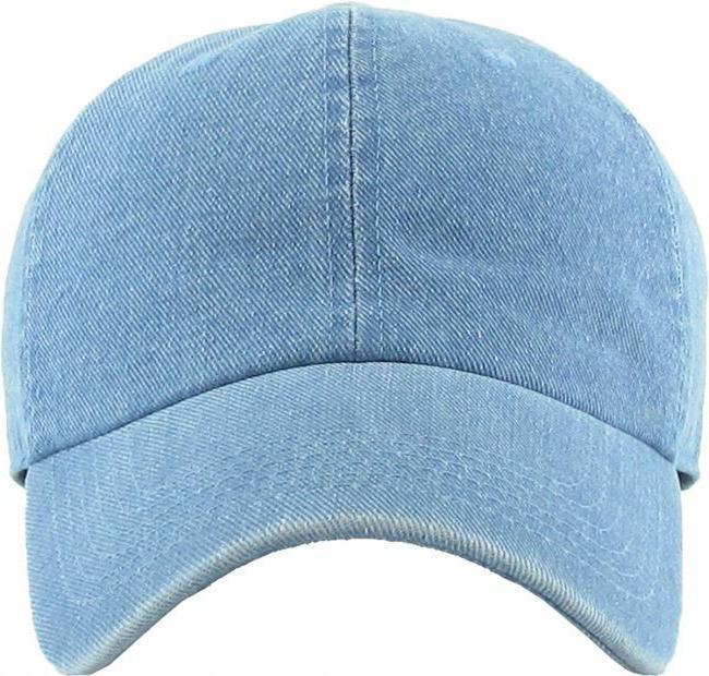 KBETHOS SOLID Hats Cotton Colors New