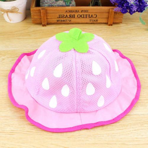 Baby Baseball Hat Shaped Girls Cap