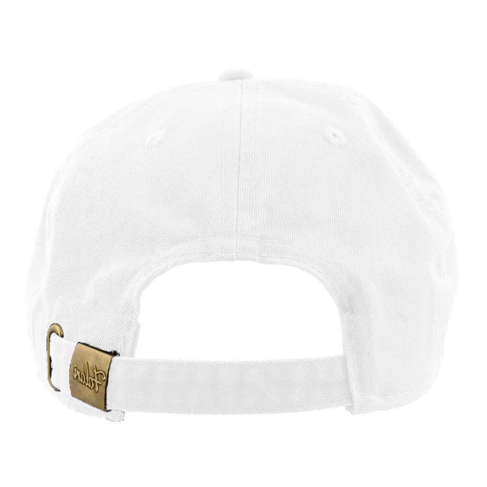 Falari Cap Cotton Cap Adjustable Polo Plain Visor