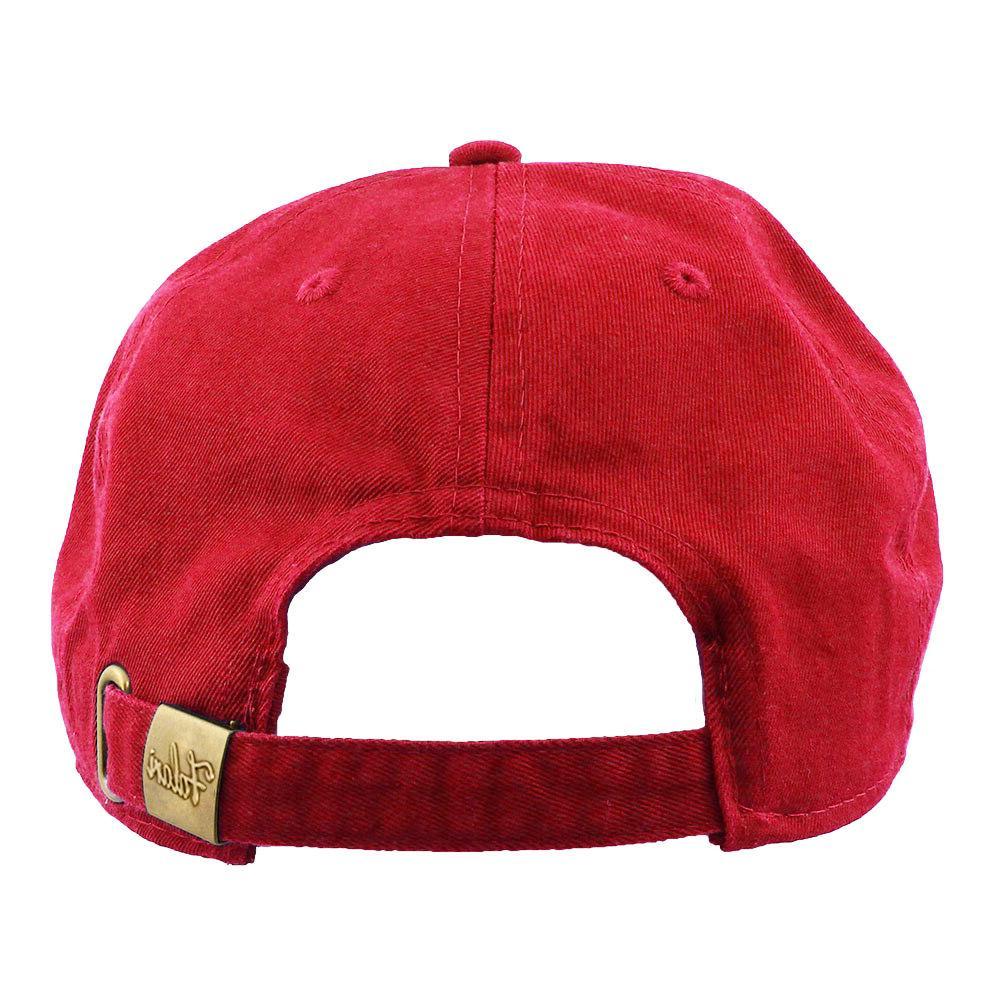 Falari Baseball 100% Cotton Hat Polo Style Solid Visor