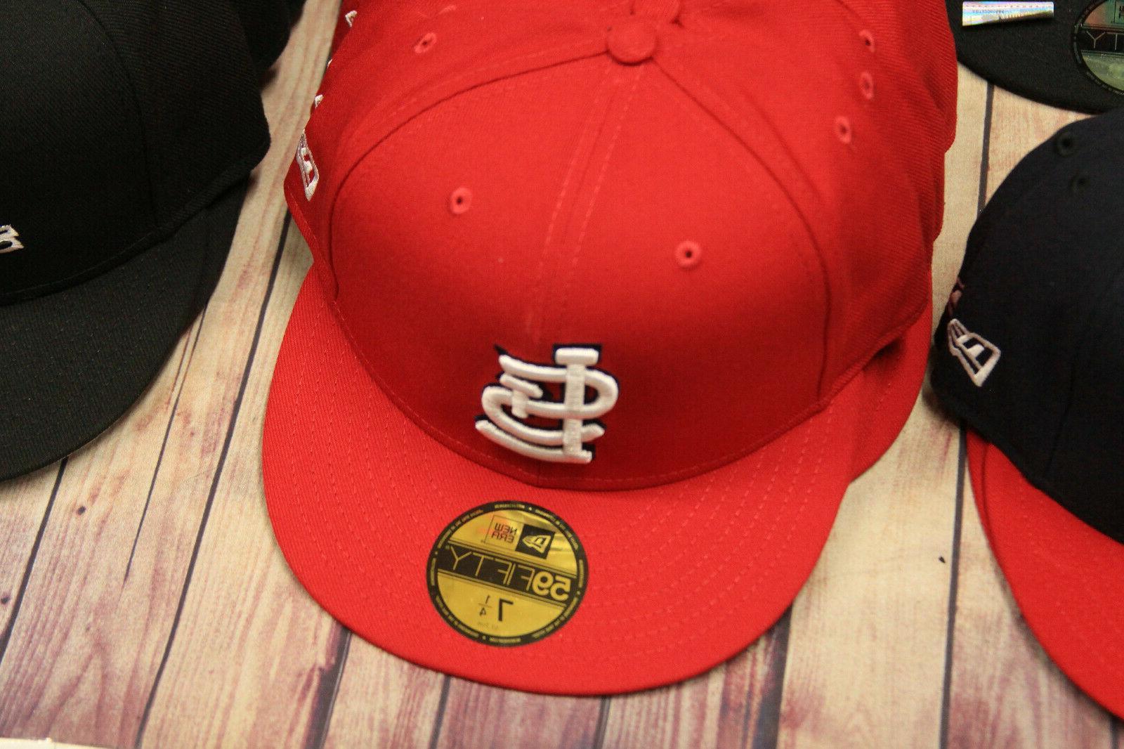 New Era 59Fifty Cap Caps Hats Yankees Cardinals Padres