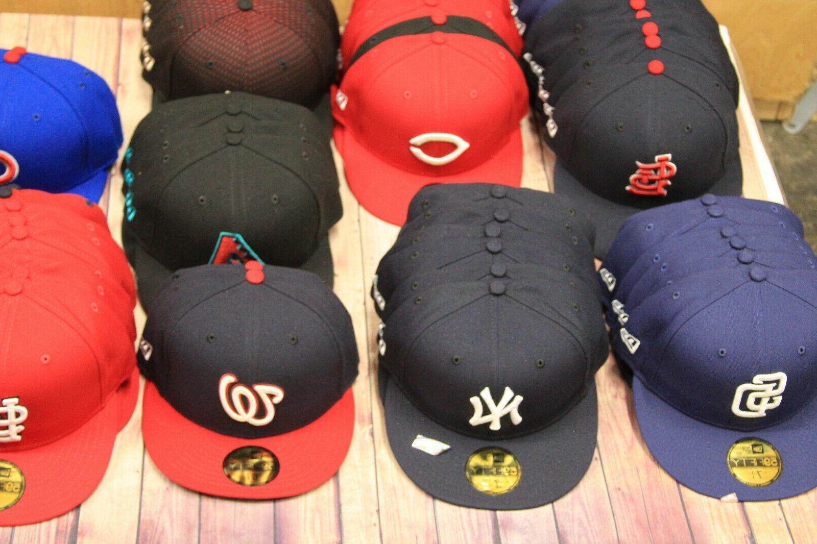 New Cap Yankees Cardinals Nationals Padres