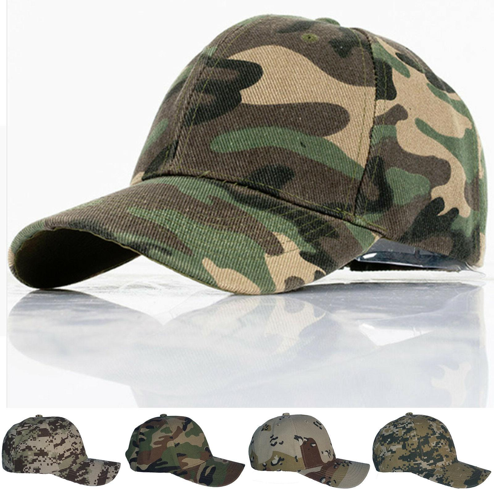 Baseball Cap Mens Tactical Army Hat Military Hunting Fishing