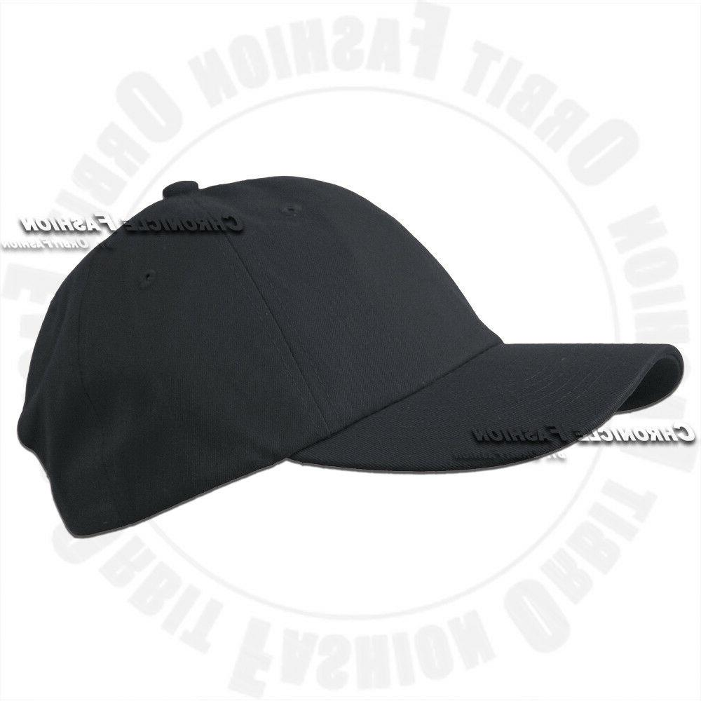 Baseball Hat Polo Style Solid Men Dad Hats