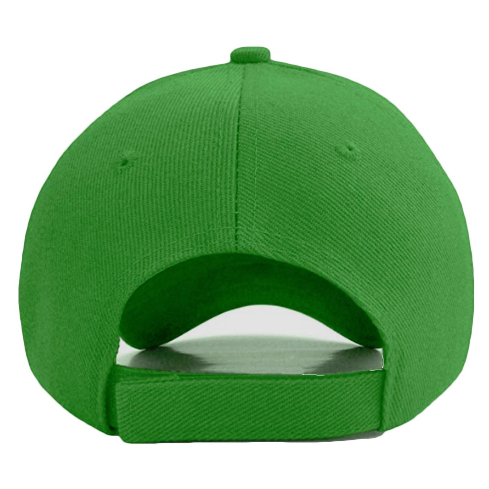 Baseball Caps Loop Adjustable Polo Style Mens