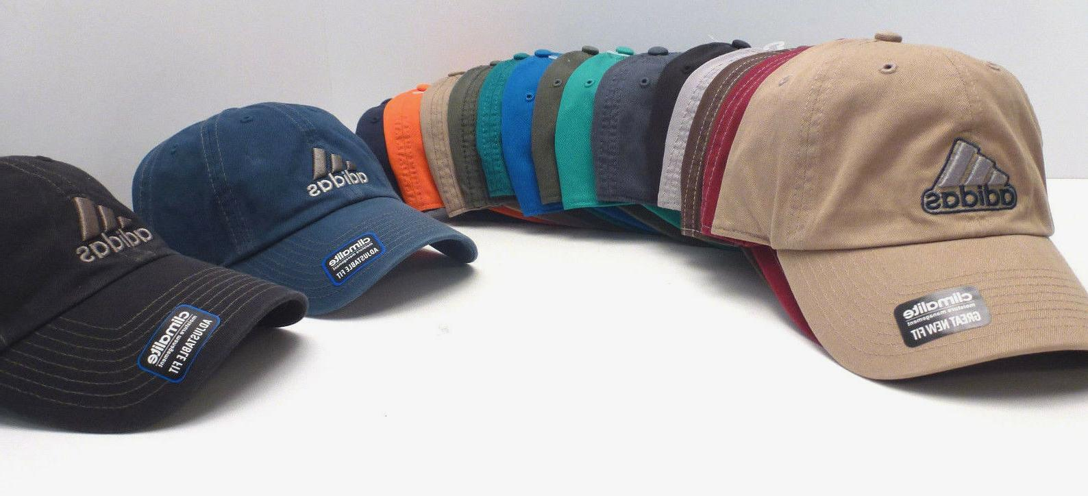 ADIDAS Baseball Hat *Weekend Warrior & Ultimate Cap* Various
