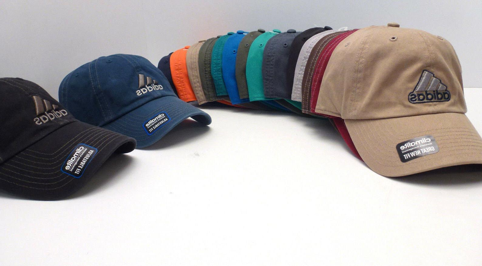 ADIDAS Baseball Hat *Weekend Warrior/Ultimate Cap* Various C