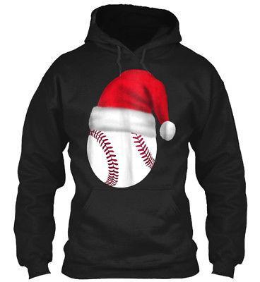 baseball santa hat t christmas gif gildan