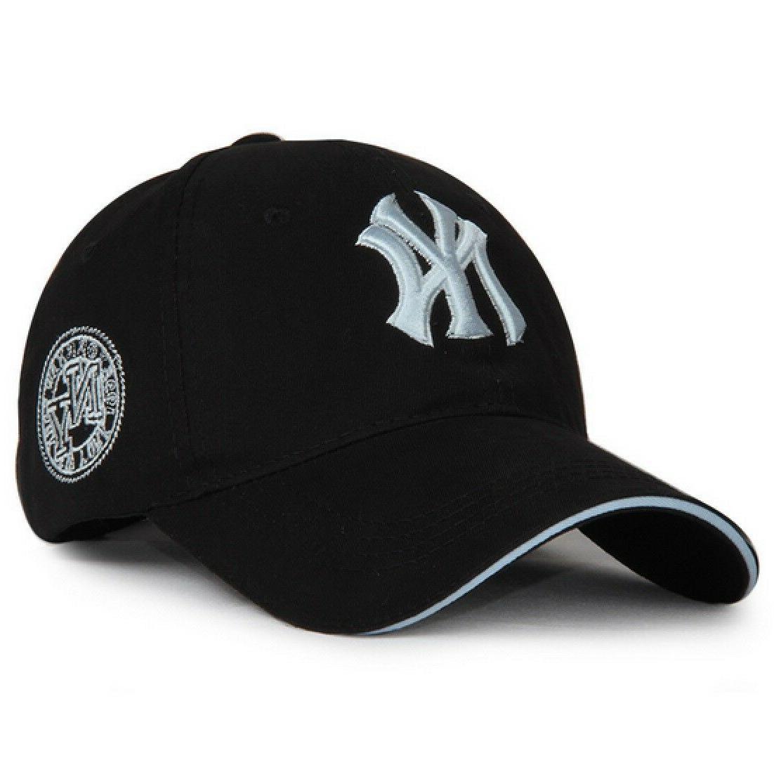 New Yankees Caps Adjustable NY Hat Men