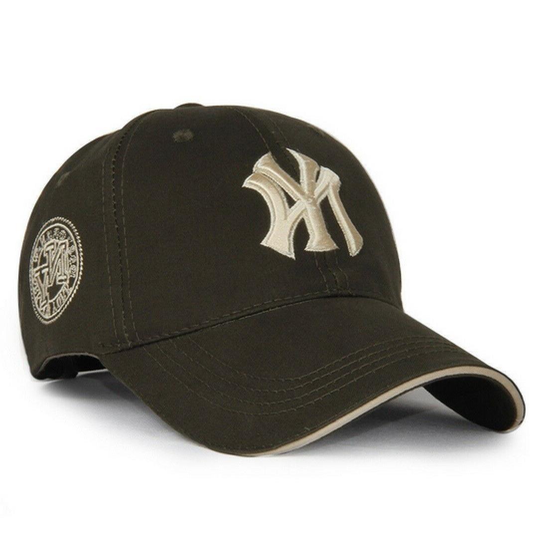 New York Yankees Adjustable Cap Men Women
