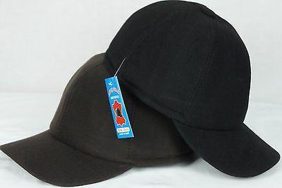 BROWN like EARFLAP HAT M-4XL NWT
