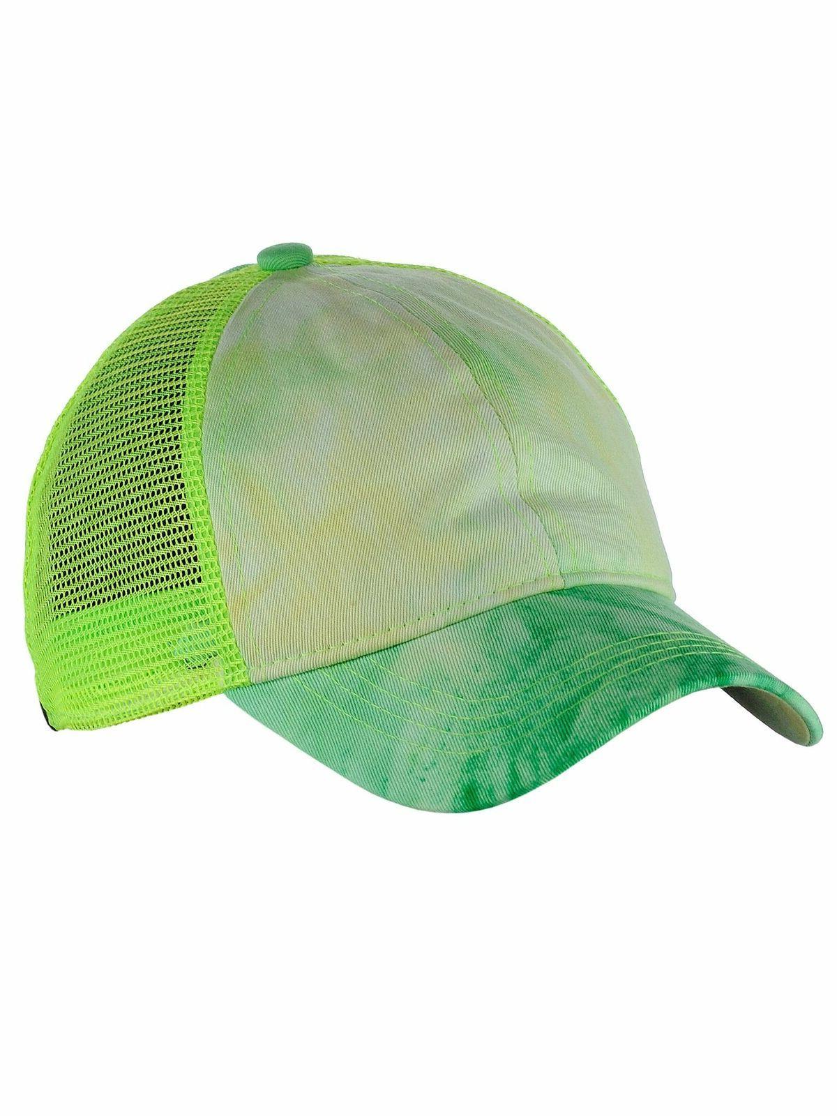 C.C Ponycap Bun Ponytail Dye Cap Hat