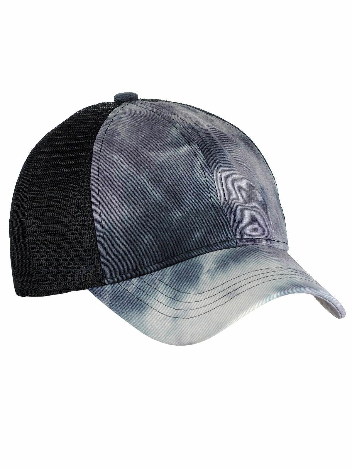 C.C Dye Mesh Cap