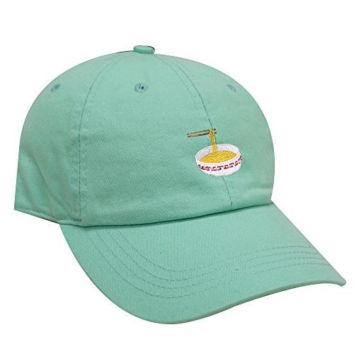 c104 noodles cotton baseball dad caps 17