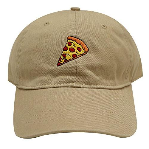 City Hunter Pizza Baseball Caps Colors