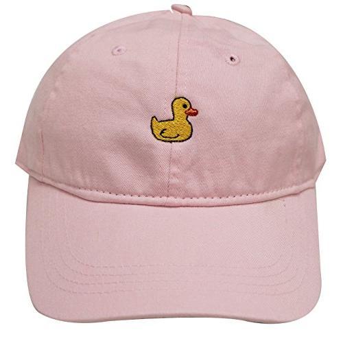 City Hunter Duck Cotton Caps 17 Colors