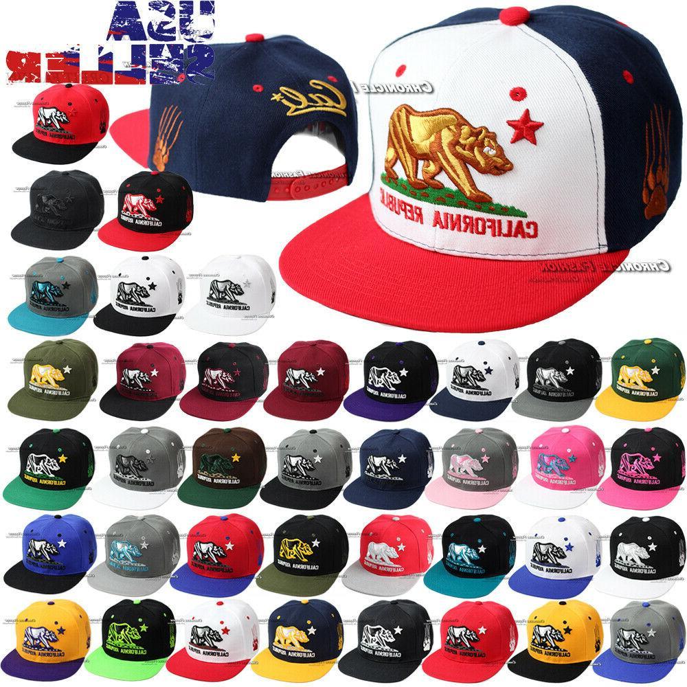 cali baseball hat california republic cap bear