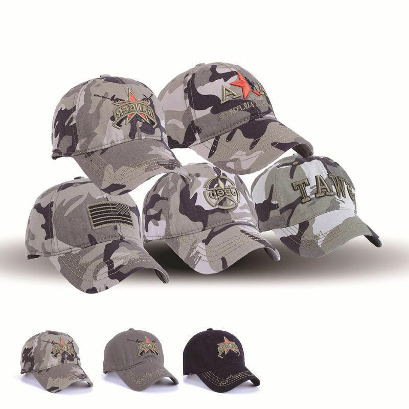 Camo Jeep Hat Women Men baseball Golf Sports Outdoor Casual