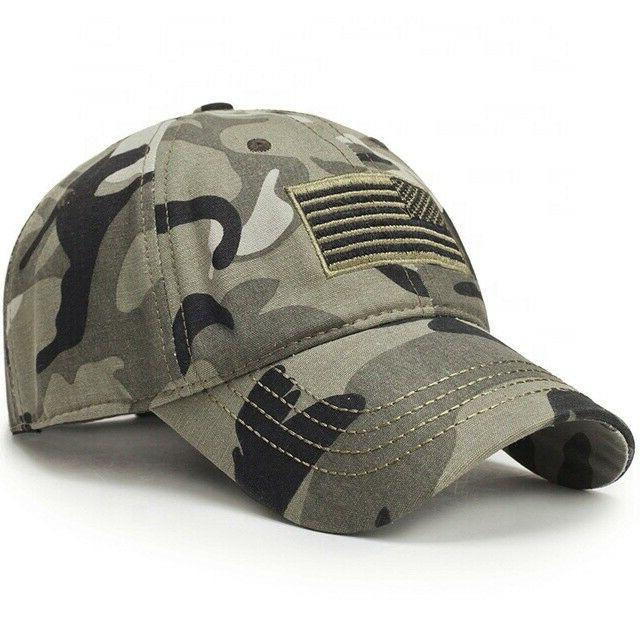 CAP HAT ~ Flag Baseball Outdoor USA