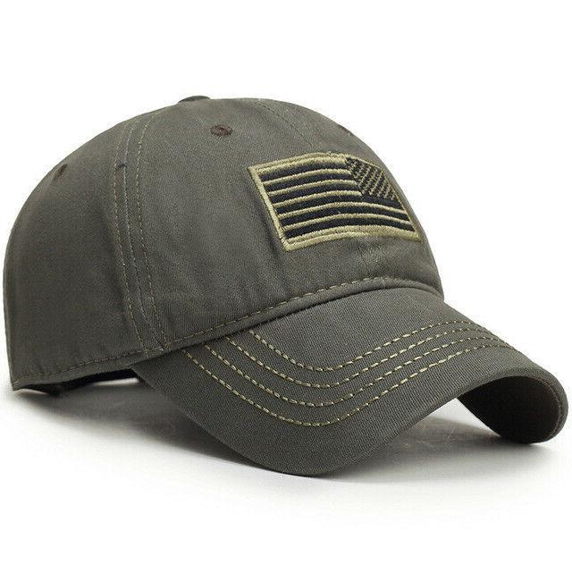 CAP ARMY HAT Baseball Golf Outdoor USA
