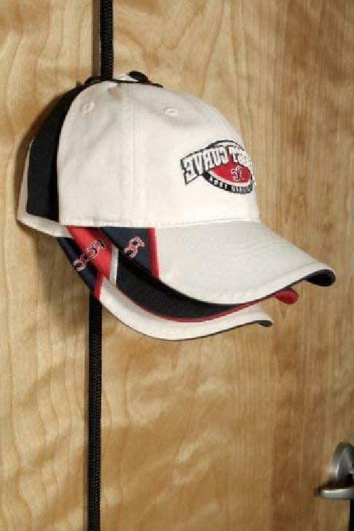 Perfect Curve Cap System 18 Baseball Cap (6 Clips