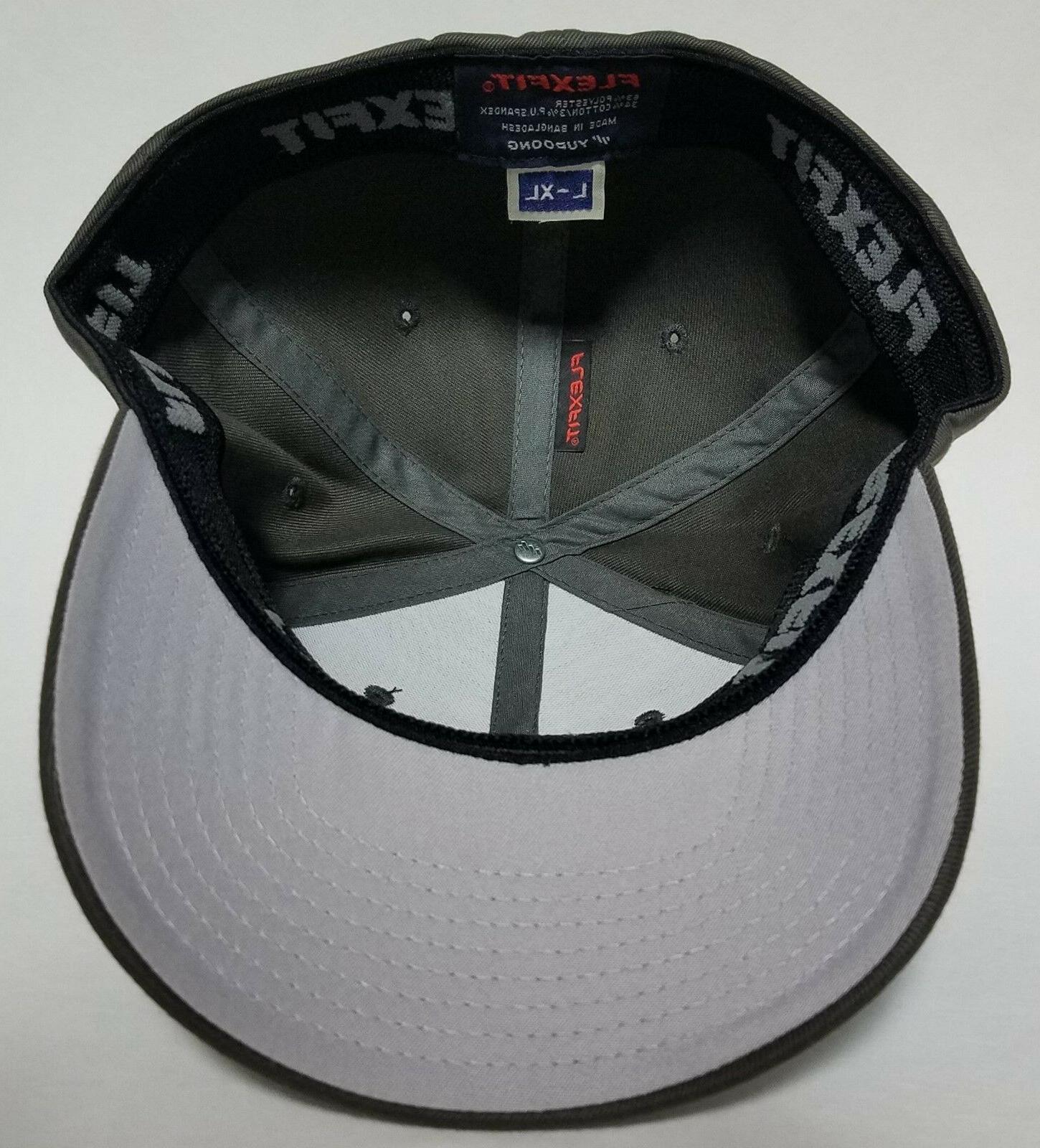 Honda MC Baseball Cap Motorcycle Flexfit Style 6277