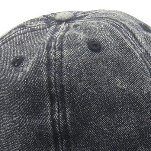 Leucos Classic Baseball Cotton Washed Low Profile Hat