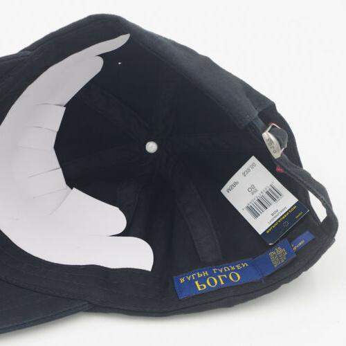 Classic Unisex Embroidered Cap Golf