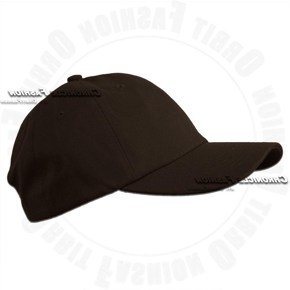 Baseball Cap Washed Polo Solid Hat Hats