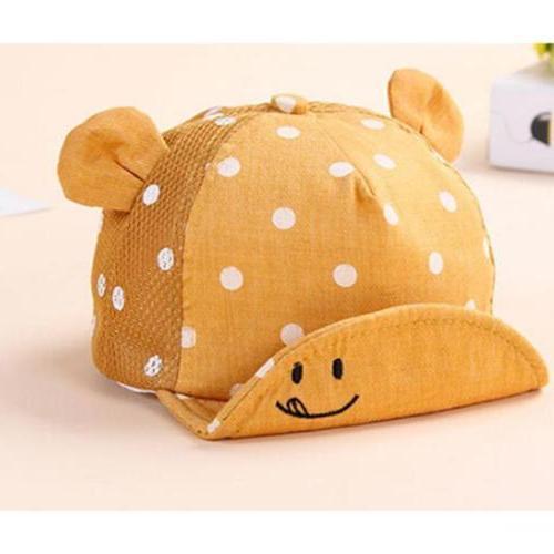 Kids Baby Hat Sun Cap WA