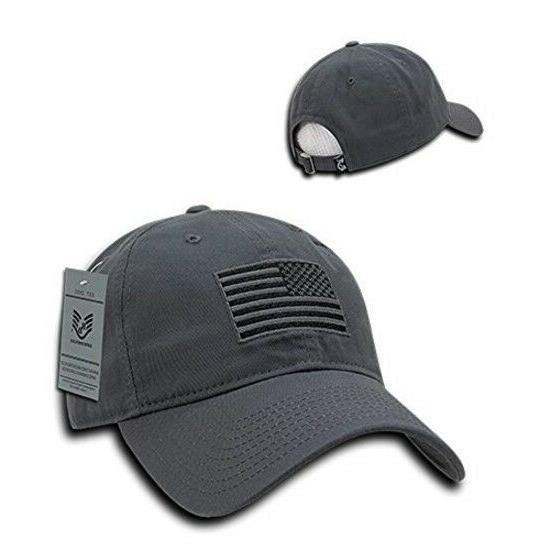 Rapid American Embroidered Washed Cap