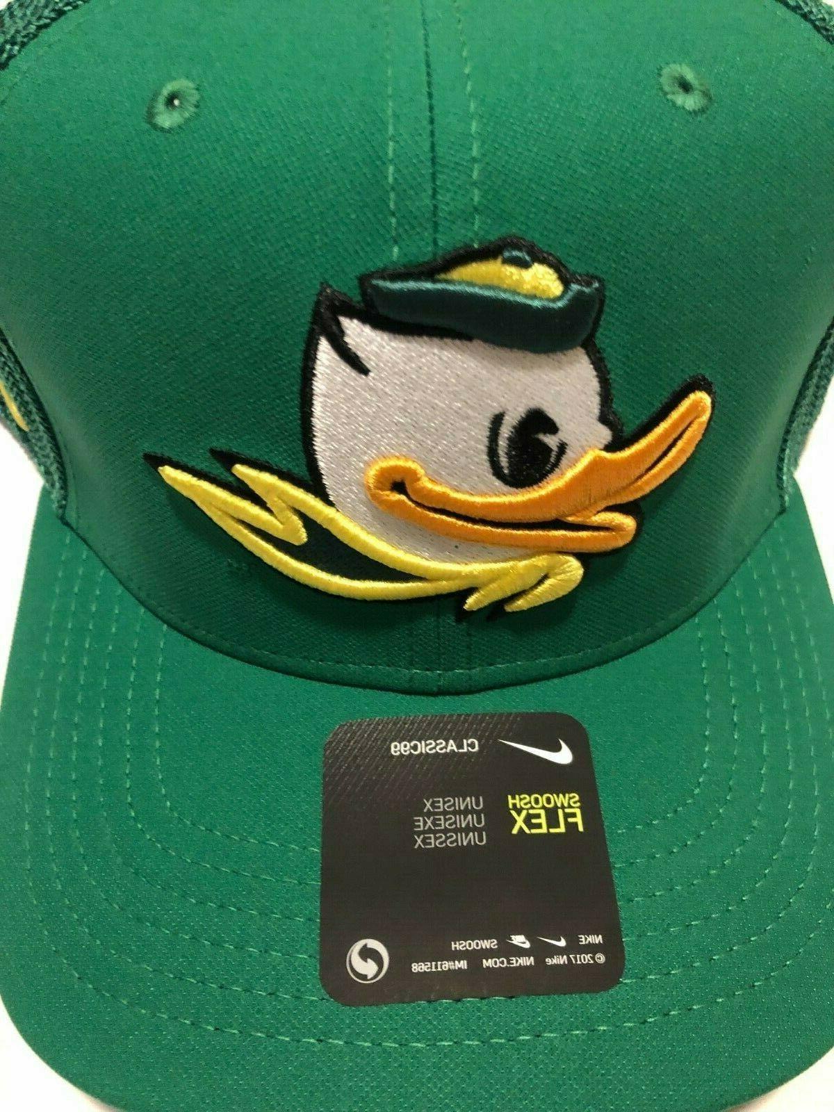 Nike Dri-Fit Classic99 Flex Oregon OSFM Hat